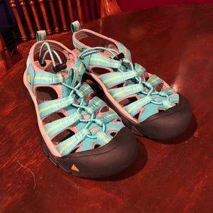 Women's Keen Turquoise Waterproof Sandals